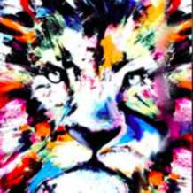Artnight-colourful-lion-1580297144
