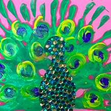 Family-craft-activity-make-a-peacock-painting-1458505901