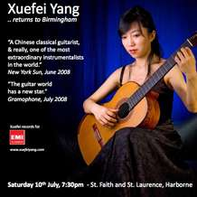 Guitar-recital-xuefei-yang