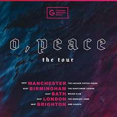 O, Peace at Sunflower Lounge on 3 Jul 2019