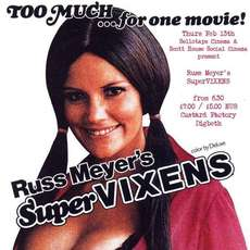 Russ Meyer Supervixens Cast