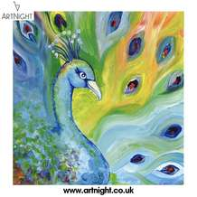 Artnight-paint-sip-evening-peacock-1570632946